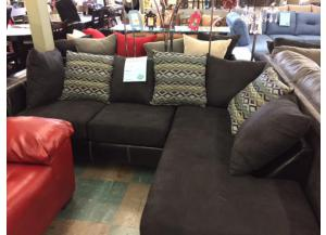 Sectional was $899.00  Now $649.00  Only 1 set left