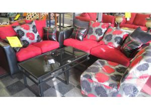 Miami Blood Sofa and Love was $799.00  Now $599.00